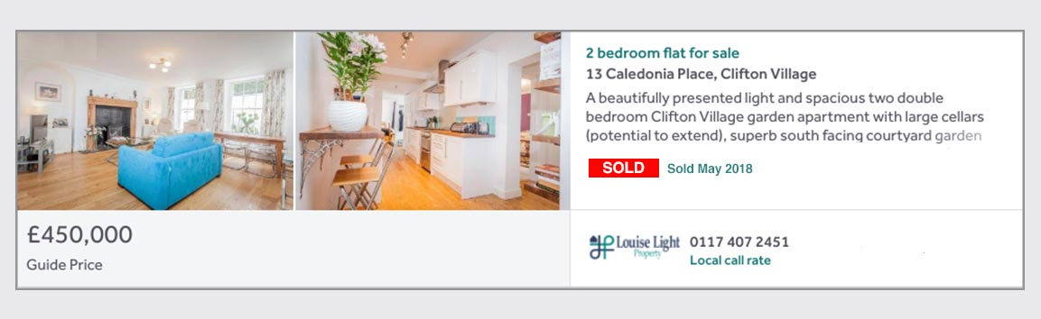 sold property caledonia place