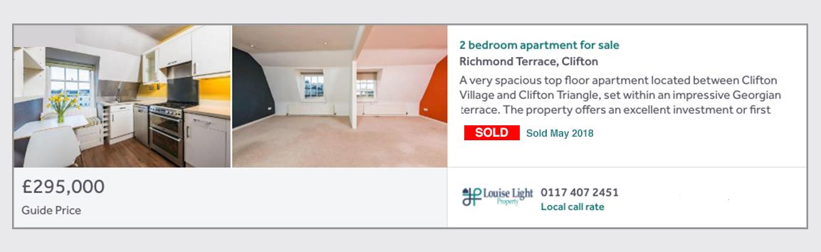 sold richmond terrace