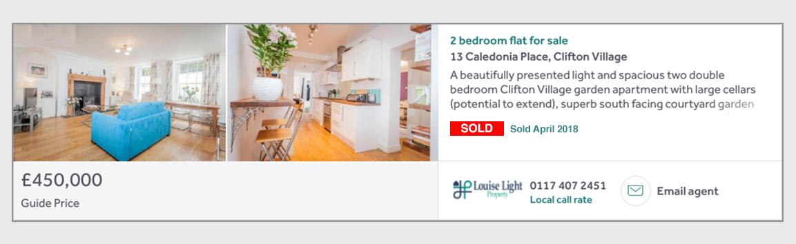 sold properties 13 caledonia